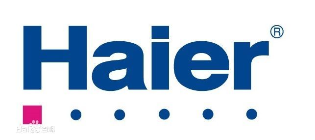 海尔logo字