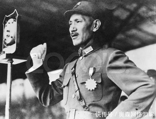 蒋介石去世多年后,宋美龄才发现他留下四个大字!顿时哭了起来