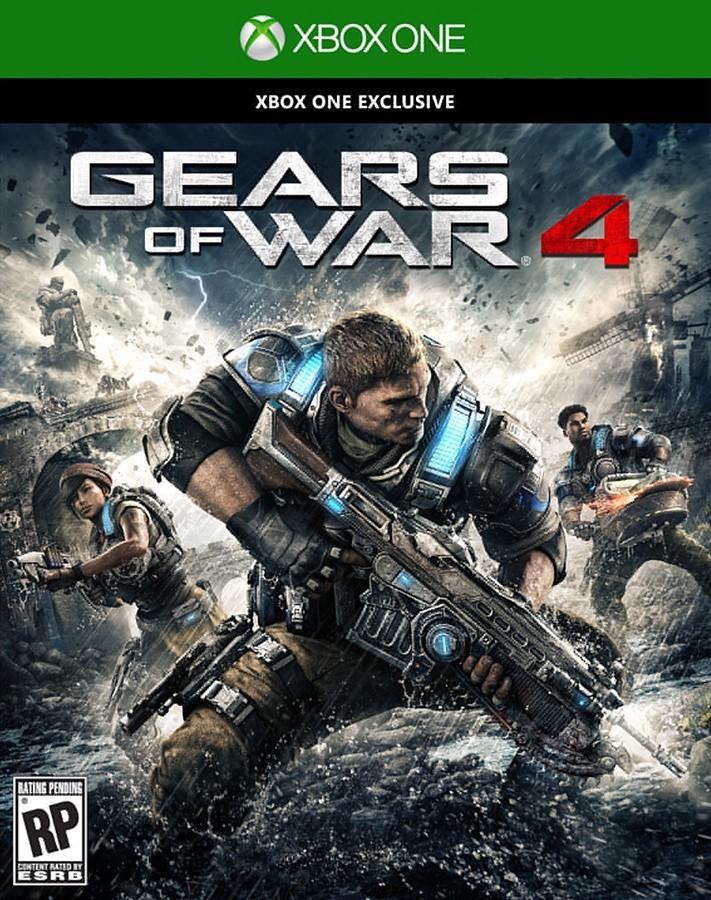 微软XBOX独占游戏《战争机器4》4月27日更新大量截图和人设。