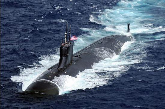 中国095型核潜艇用喷水推进 或追平美国海狼级 - 吕西群 - 吕西群博客