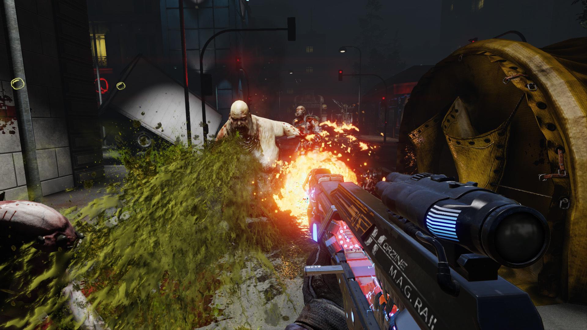 《杀戮空间2》11月登陆PS4与PC