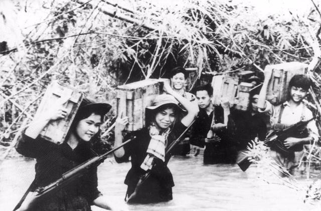 越战时期的女兵,为什么战后没有男人愿意接手? - 挥斥方遒 - 挥斥方遒的博客
