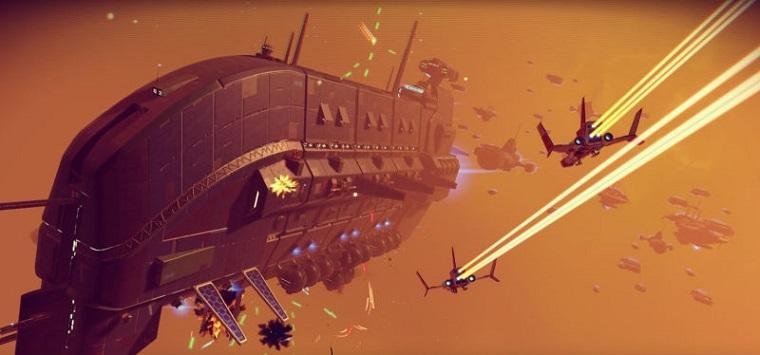 《无人深空》游戏画面