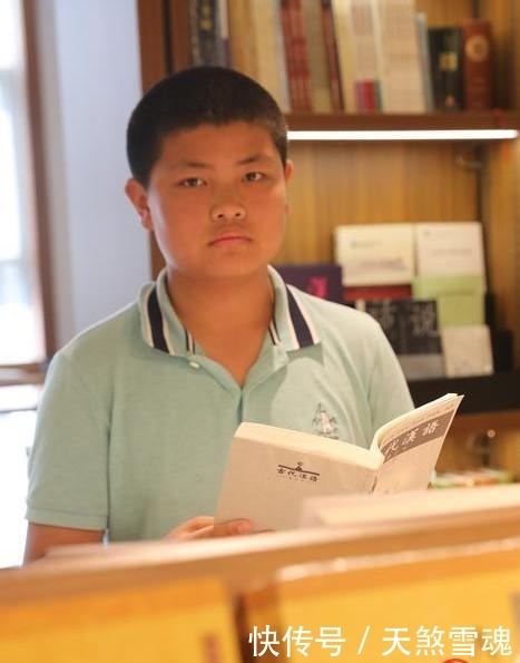第29届西安书博会 小读者王赵晨:读书可以体会不同的生活
