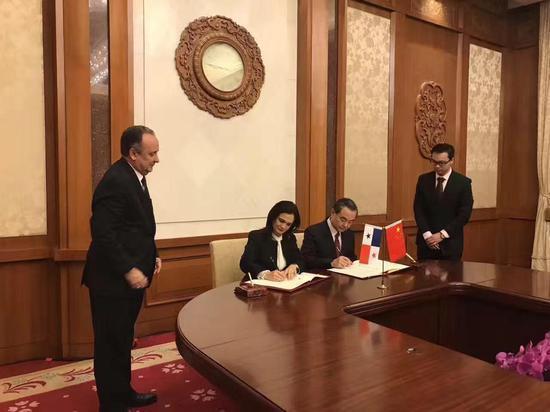 巴拿马宣布与中国建交:台湾遭最大断交冲击 - 一统江山 - 一统江山的博客