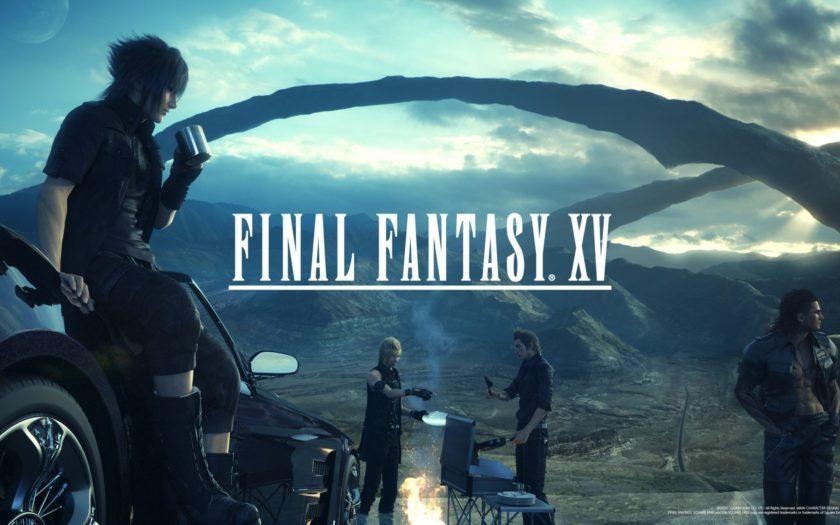 微软宣布《最终幻想15》将在Xbox One S上支持HDR