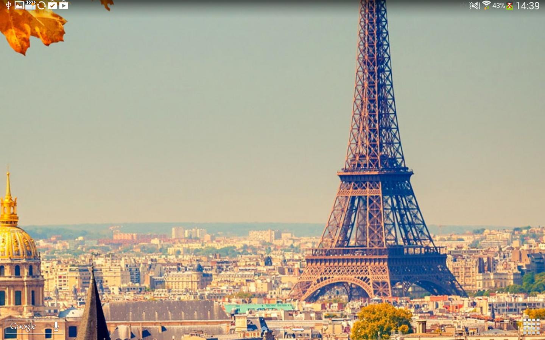 巴黎埃菲尔铁塔 - 新浪应用中心