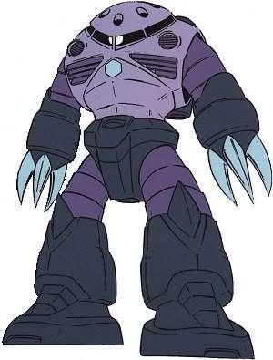 MSM-07魔蟹