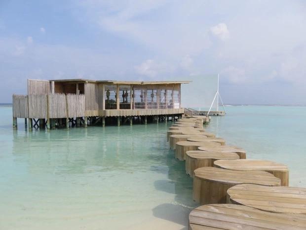 旅行故事#体验马尔代夫顶级奢华索尼娃贾尼岛