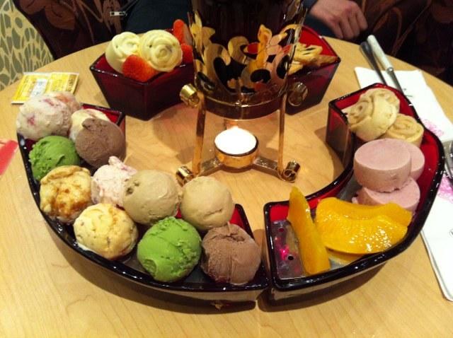 冰淇淋火锅_360百科