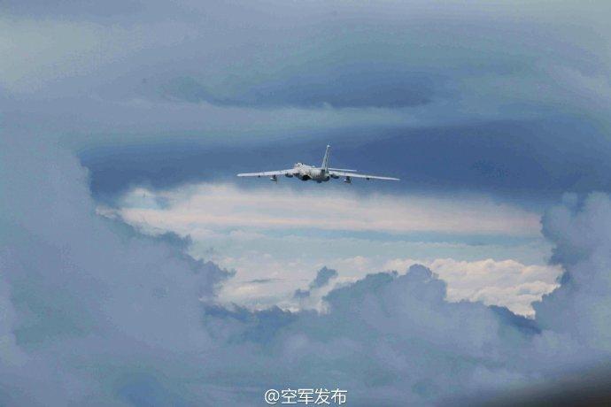 中国空军回应绕台飞行:合法合理 要按计划再飞 - 周公乐 - xinhua8848 的博客