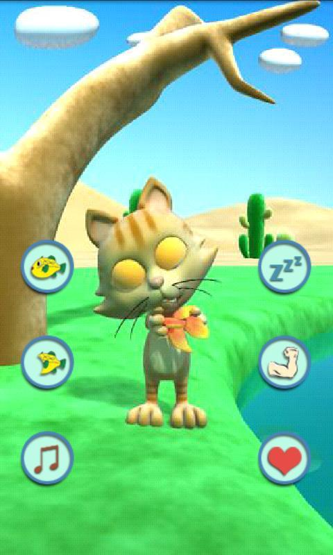 会说话的猫 Talking Cat截图4