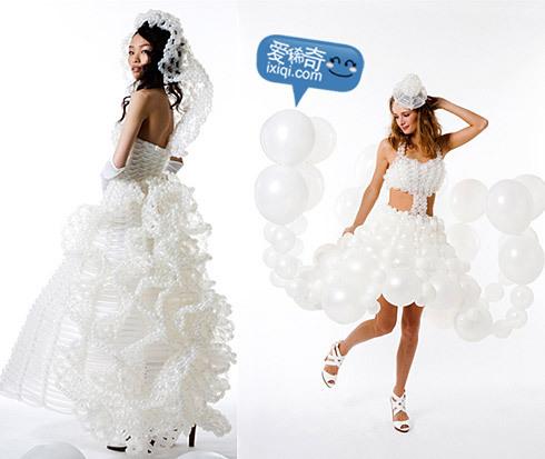 怎么用气球做成裙子-其他-问答114