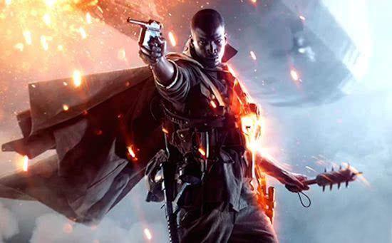 开发商表示《战地1》游戏性第一