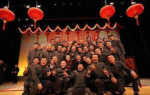 各地的刘老根大舞台与本山传媒旗下的影视资源也为赵本山的徒弟图片