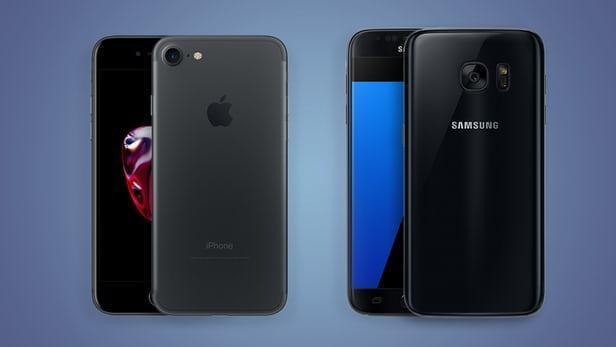 iPhone8和三星S8哪个好 iPhone8和三星S8详细对比