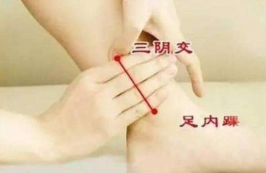 """【寻医问药】一""""不老穴""""就在腿上 每天按揉年轻10岁 - 夕阳无限美 - 夕阳无限美博客"""