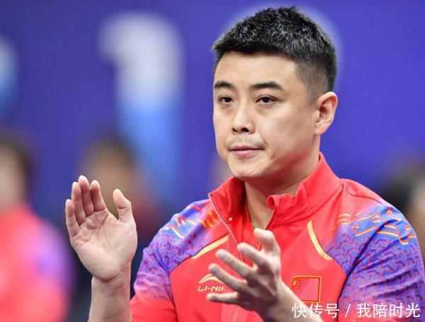 国乒4喜临门刘国梁再做1贡献5奥运主力赴美集训王皓太严肃