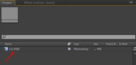 PSD文件分层到AE之后不导入_360v文件空六法玄视频图片