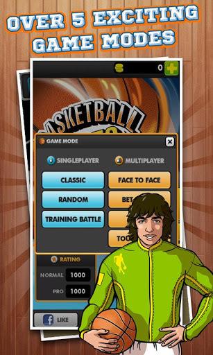 投篮3D Basketball Shots 3D截图3