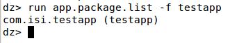 安卓-13-使用Drozer进行安全测试-JE2Se ' Blog