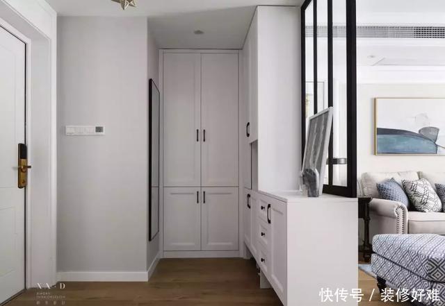 五口之家的美式住宅,成功被卫生间墙砖圈粉,不贵还超显档次