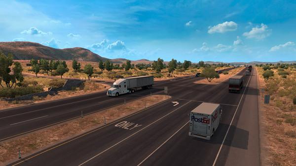 《美国卡车模拟》1.3版本测试开始