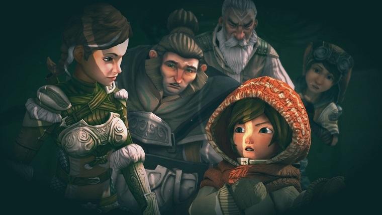 《风语世界2:沉寂》游戏画面
