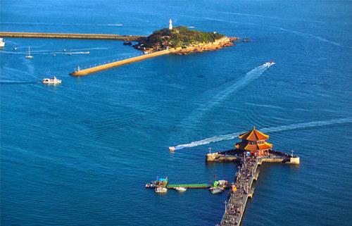 青岛栈桥栈桥