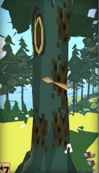 边境之旅怎么砍树?砍树操作技巧攻略!