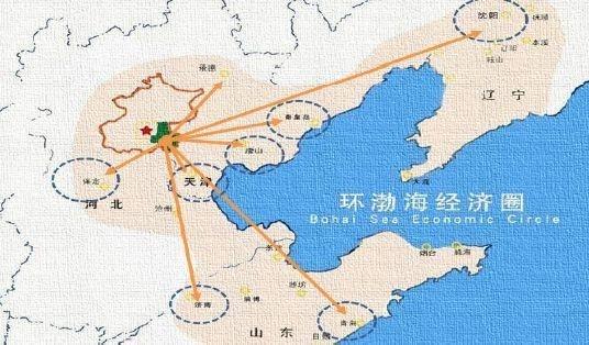 北京市空间结构图