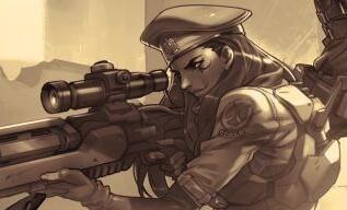 守望先锋新英雄狙击型奶妈是真的吗