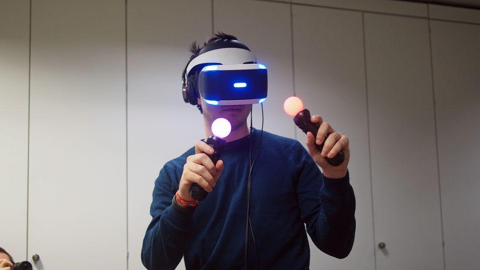 索尼将开启新一轮PSVR预售