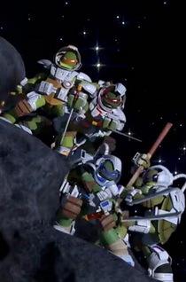 忍者龟第四季高清图集