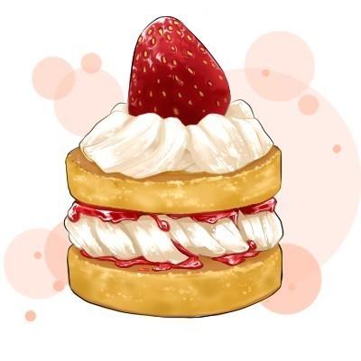 求动漫甜点的图片