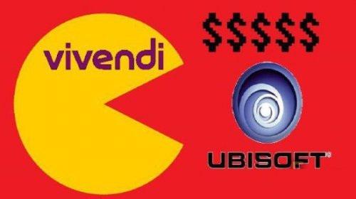 育碧即将召开股东大会 或将被维旺迪收购