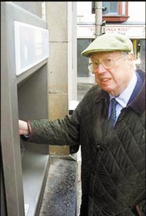 世界上第一台ATM机是如何诞生的? - 云鹏润峰 - 云鹏潤峰