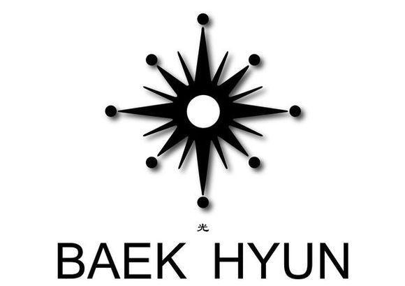 求exo成员logo
