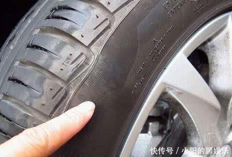汽车不论低配还是高配,遇到这几种情况赶紧换轮胎,不然危及生命