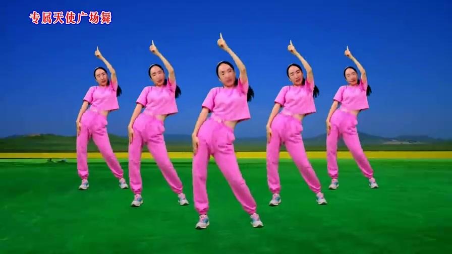老歌健身操《眉飞色舞》每天跳几遍,减肚子瘦腰腹,身材美美哒