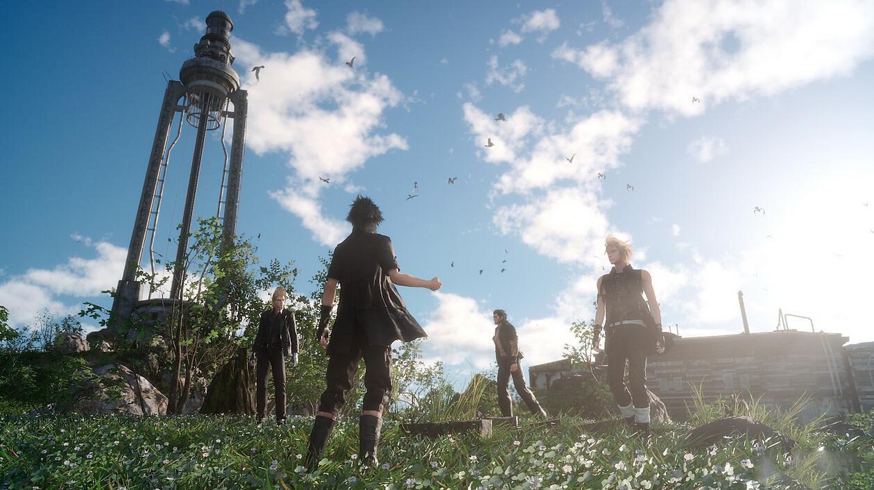 《最终幻想15》或将跳票