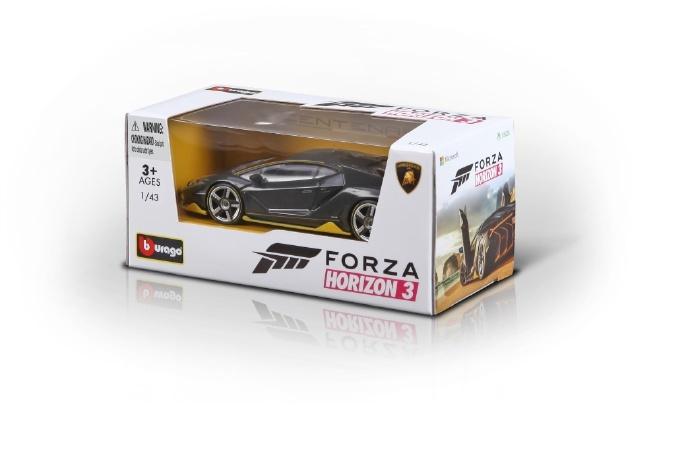 买《极限竞速:地平线3》送兰博基尼车模