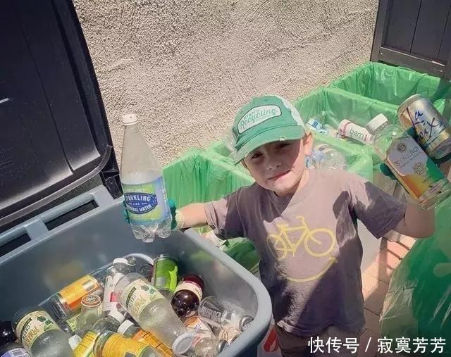 小男孩帮邻居分类垃圾,7岁当CEO,为什么别人家孩子这么厉害