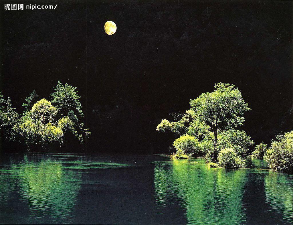 月光-德彪西的钢琴曲