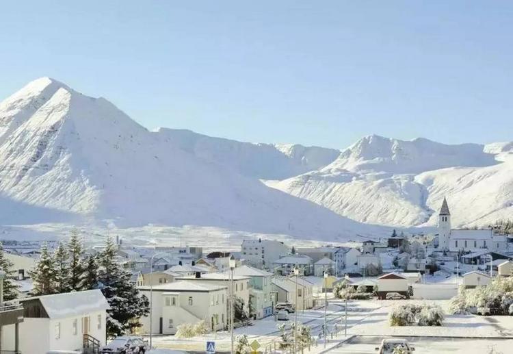 世上29座绝美冰雪小镇 冻成狗也要去