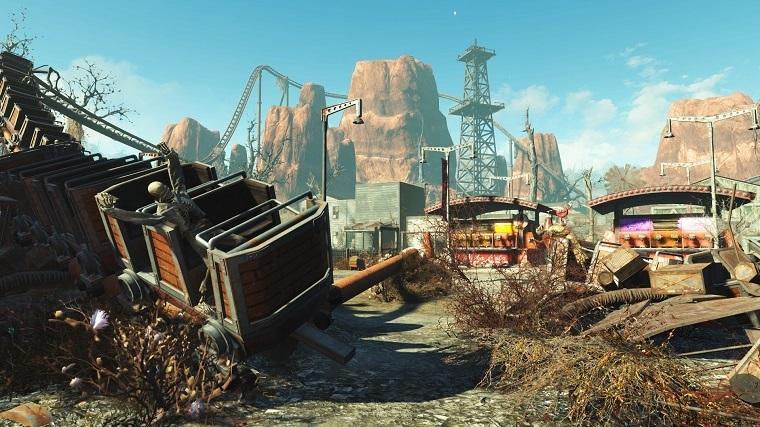 《辐射4》游戏截图