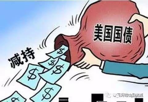 美国玩火自焚,中国必将向美国讨要84亿美债权!