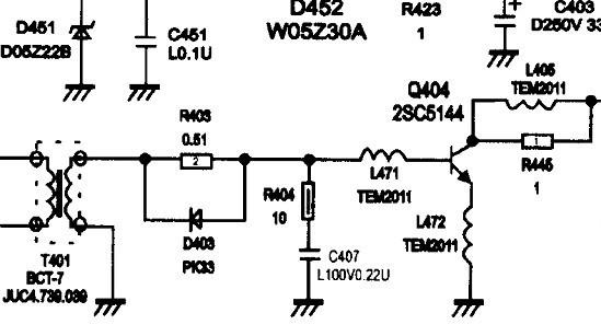 电路 电路图 电子 原理图 549_307