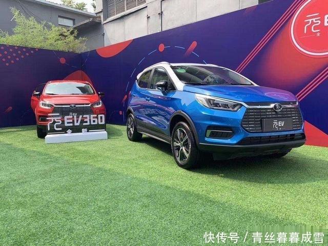 中国自主品牌龙头车企再出新车,元EV360续断复活