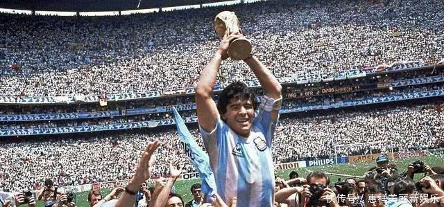 86年世界杯是马拉多纳的封王之战,90年阿根廷